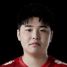 韩服选手beishang